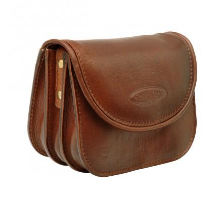 Women's Small Saddle Bags ǀ Maxwell Scott: The MedollaS ǀ Luxury Italian Leather - $223.99