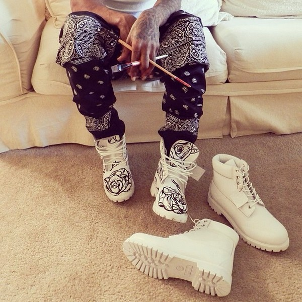 timberlands jeans shoes