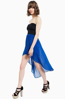 Changing Altitude Dress - TOBI