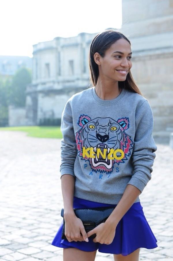 sweater kenzo sweater skirt