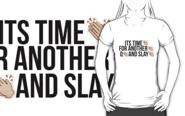 graphic tee shirt
