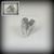 Angel Wings Ring (Silver Rhinestone) - Rings -  Buy Jewellery