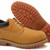 timberland mens classic work boots wheat waterproof