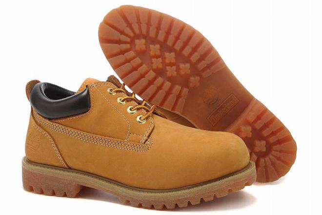 timberland mens classic work boots wheat waterproof