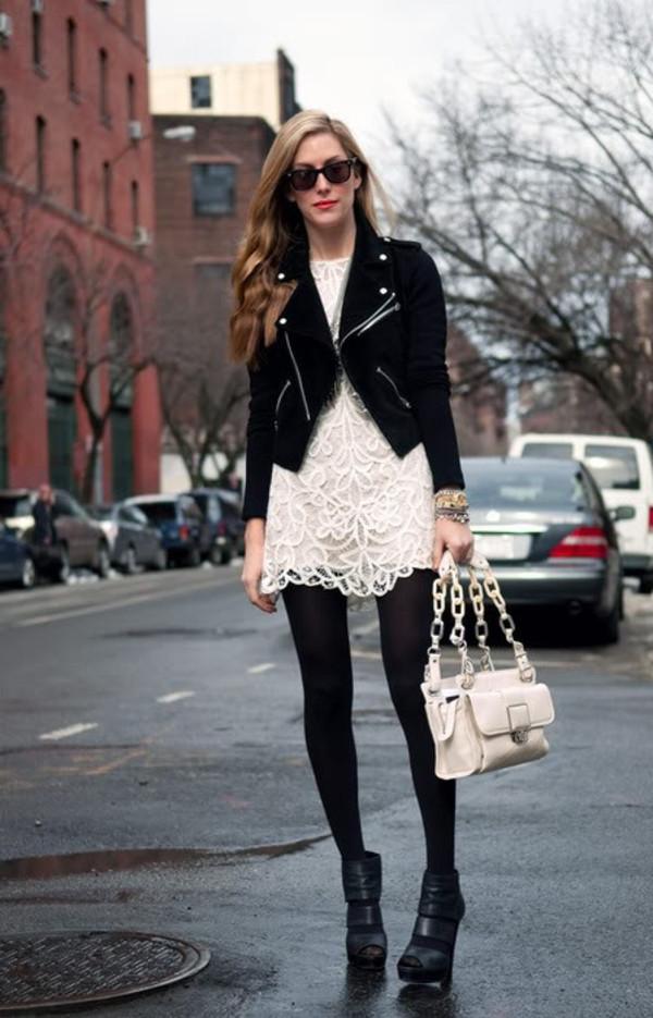 jacket dress zipped blazer black blazer bag jewels sunglasses