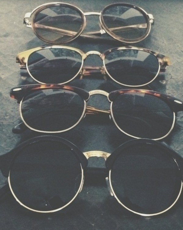 sunglasses round sunglasses retro sunglasses