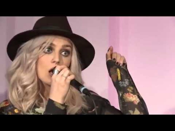 hat little mix cool perrie edwards