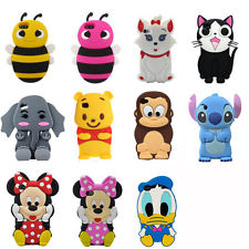 3D SKIN MINNIE DISNEY CASE FOR iPHONE 5 5S COOL GEL MOBILE PHONE COVER UK POST | eBay