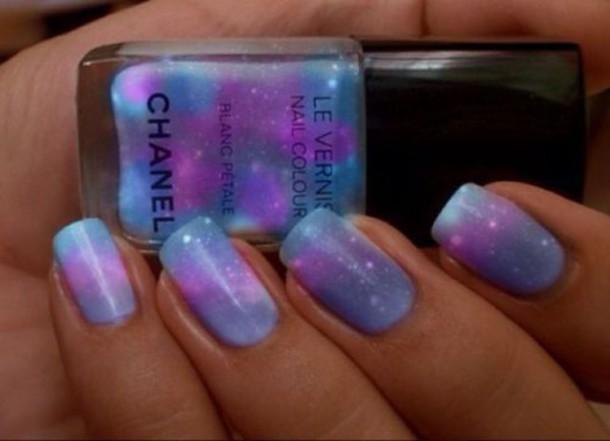 nail polish chanel
