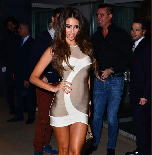 Multi Sexy Dress - Bqueen Georgia Salpa In Sexy | UsTrendy