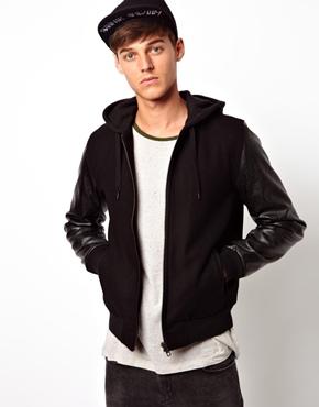 Leather Jacket | ASOS