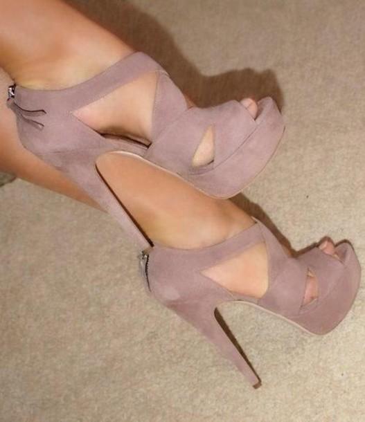 shoes high heels pink heels nude pumps nude high heels suede nude heels nude strappy heels nude peep toes suede heels