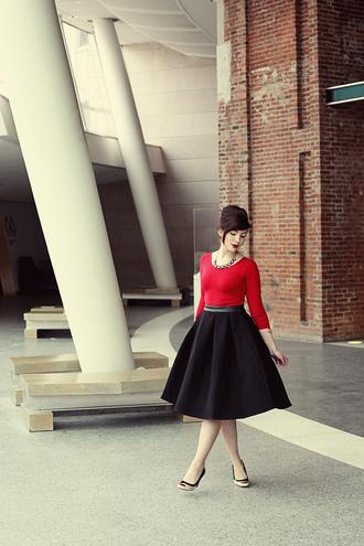 keiko lynn t-shirt skirt shoes jewels