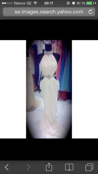 dress dimond high neck