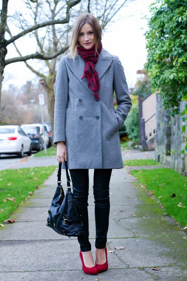 styling my life coat scarf jeans shoes bag