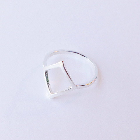 DIAMOND RING | Katie Dean Jewelry