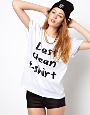 Local Heroes | Local Heroes Last Clean T-Shirt at ASOS