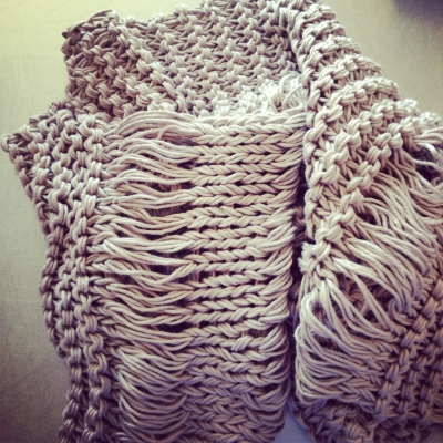 I love Mr. Mittens - Heartworking Knitwear label from Australia