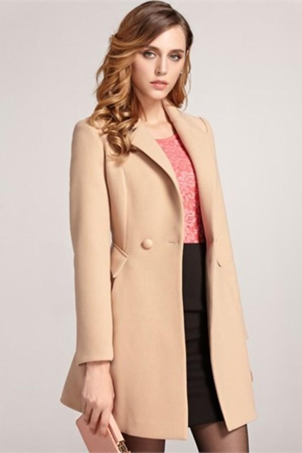 coat Khaki coat khaki winter coat winter outfits fashion coat fashion pretty coat