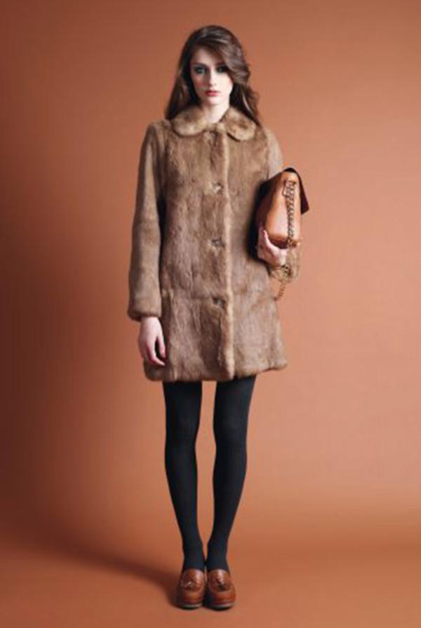 coat apc fashion lookbook shoes bag jewels