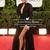 2013 sexy dos ouvert eva longoria golden globe noir à manches longues robes de dentelle célébrité robe de bal dans  de  sur Aliexpress.com
