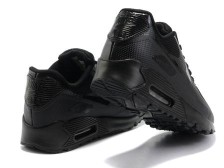 Nike Air Max 90 Hyperfuse Premium All Black On Sale