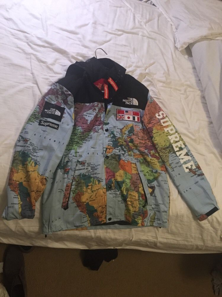 Supreme X The North Face Expedition