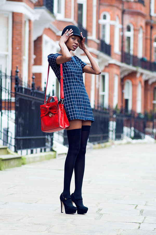bisous natasha bag dress jacket hat shoes