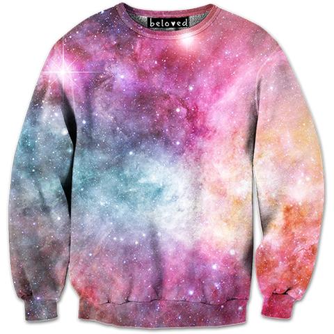 Pastel Nebula Sweatshirt