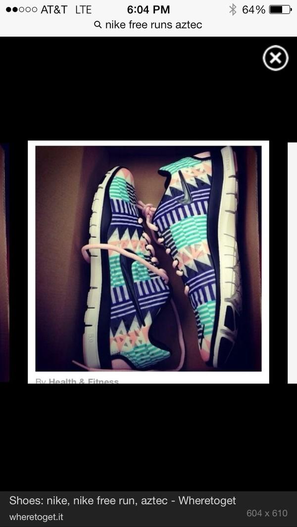 shoes mint purple