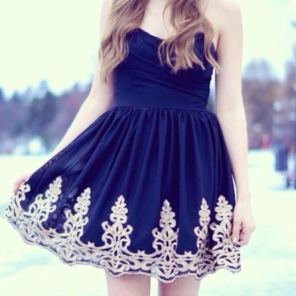 dress blue dress short dress casual dress