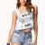Wild Free Cropped High-Low Tank | FOREVER21 - 2054917204