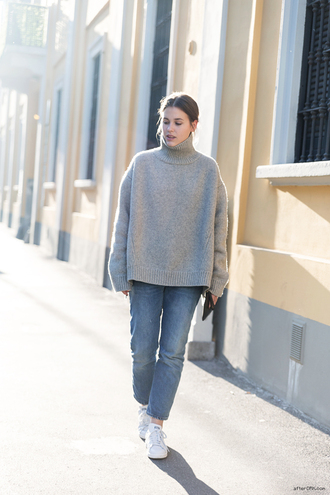after drk sweater jeans shoes bag