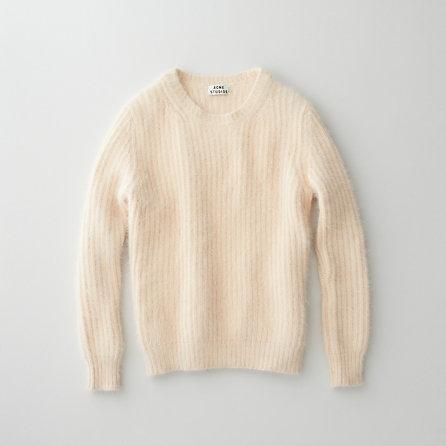 Acne Rakel Rib Sweater   Women's Sweaters   Steven Alan
