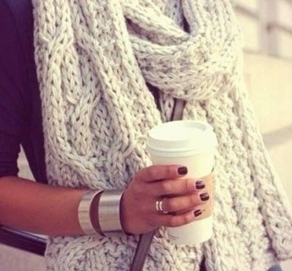 scarf clothes ring