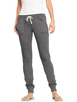 Women's Drawstring-Skinny Sweatpants | Old Navy