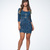 Vestido Jeweled Blue est
