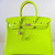 HERMES BIRKIN bag 35 Candy Series Limited Edition KIWI at 1stdibs