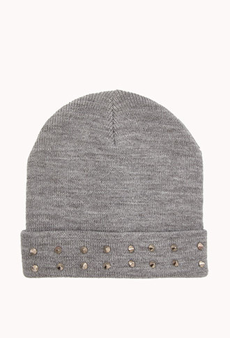 High-Voltage Spiked Beanie on Wanelo