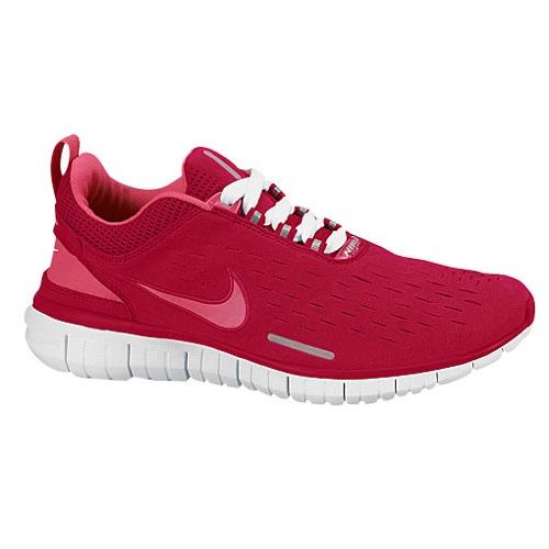 Nike Free OG Superior - Women's - Running - Shoes - Wild Cherry/White/Metallic Silver/Vivid Pink