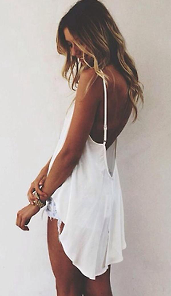 dress summer dress summer white dress white shirt