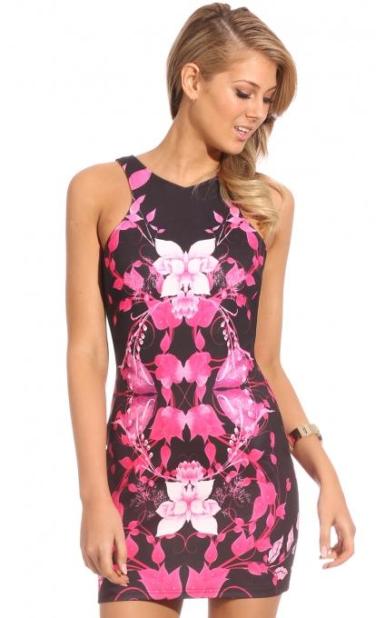 Party dresses > VIVID PASSION DRESS