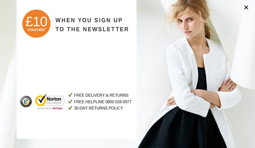 Shoes & Fashion Online With Free Shipping   ZALANDO.CO.UK