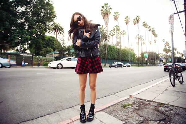 fashion toast jacket sweater skirt shoes bag