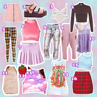 kayla hadlington blogger kawaii kawaii grunge purple dress velvet dress pleated skirt top leggings skirt jeans pants dress bag swimwear