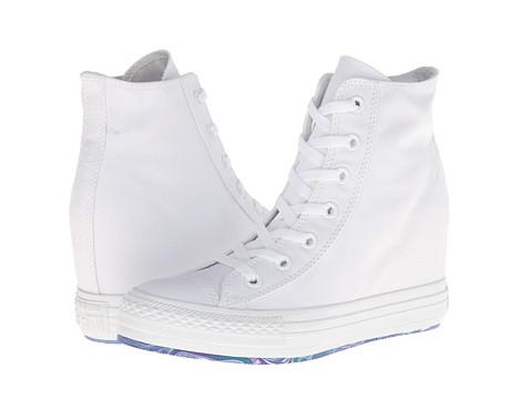 Converse Chuck Taylor® All Star® Platform Plus Hi - Zappos.com Free Shipping BOTH Ways