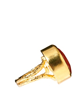 Ottoman Hands | Ottoman Hands – Großer, runder Ring bei ASOS