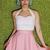 Kenley Collins - Pop Pink Skirt