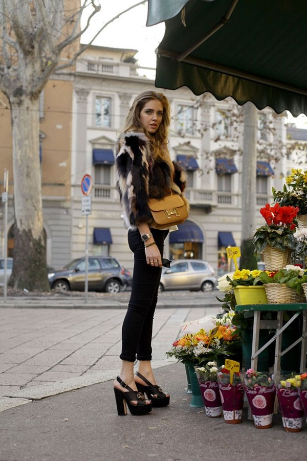 the blonde salad shoes jeans coat bag