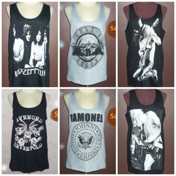 Fantastic tank top, rock workout, rocker t shirt, screen print, screen print  EE14